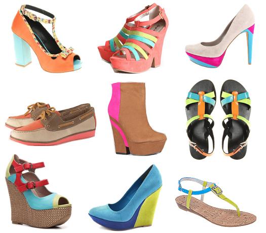 Schoenentrends voor deze zomer